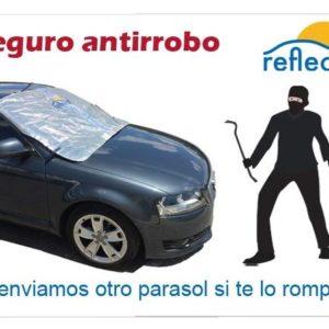 SEGURO ANTIRROBO PARASOL
