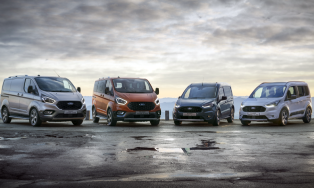 Ford anuncia nuevas y variantes de Transit Trail y Tourneo Active