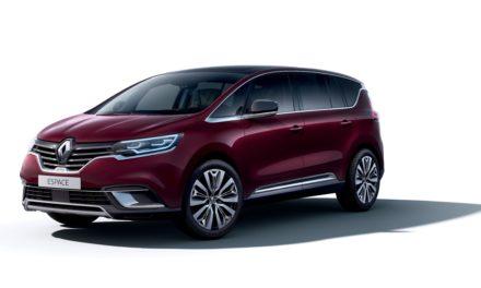Lavado de cara para el Renault Espace 2020