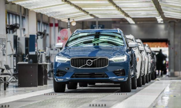 Transformación sostenible de Volvo en datos y cifras.