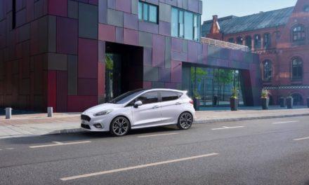 Nuevo Ford Fiesta Hybrid 2020
