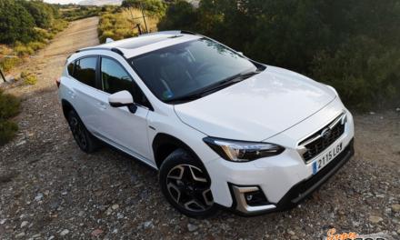 Al volante del Subaru XV ecoHybrid 2020