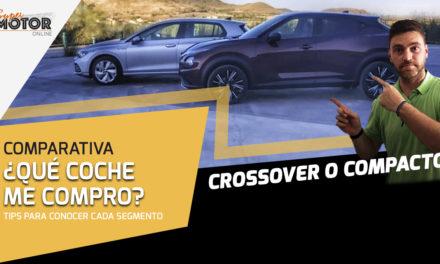 ¿Qué coche me compro? Crossover o Compacto?