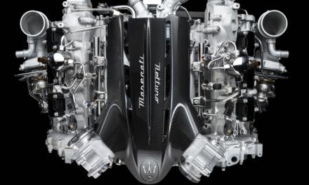 Maserati presenta Nettuno: el nuevo motor 100% Maserati