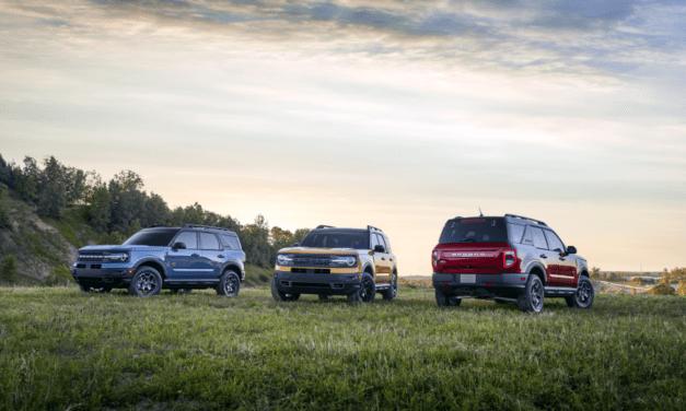 Nuevo Ford Bronco Sport 2021, un SUV 4×4 y garantía Built Wil