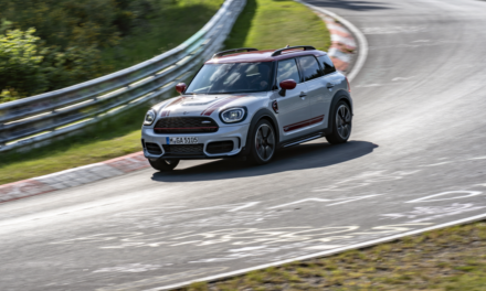Nuevo MINI COUNTRYMAN JOHN COOPER WORKS