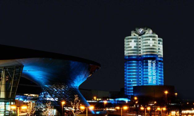 El Grupo BMW prevé reducir hasta un 50% sus emisiones de CO2 en el parque automovilístico europeo del futuro