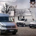 VW Vehículos Comerciales presenta su ofensiva en vehículos 100% eléctricos