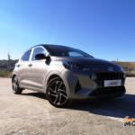 Al volante del Hyundai i10 2020