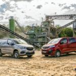 Las Opel VIVARO y Combo ahora tracción total, que las furgonetas no paren!