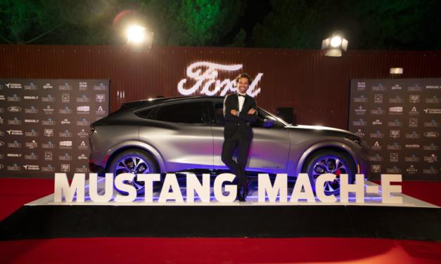 STARLITE una gala más eléctrica que nunca con el nuevo Mustang Mach-E