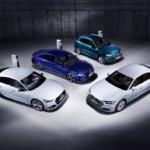 Híbridos enchufables de Audi, eficientes y prácticos en el día a día