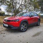 Presentación Nacional del Nuevo Mazda MX-30, primer eléctrico de la marca.