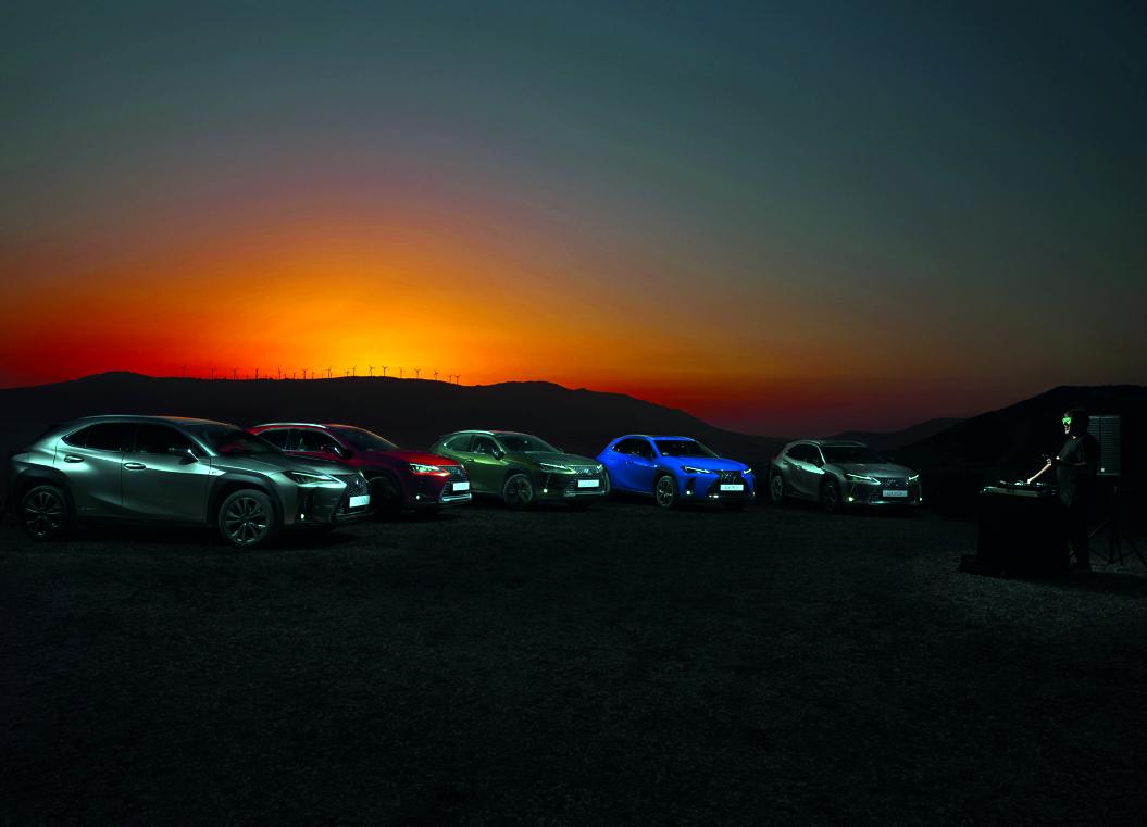 Lexus y Wally López unidos por la sostenibilidad y el medio ambiente