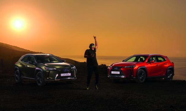 Lexus y Wally López, unidos por la sostenibilidad y el medio ambiente