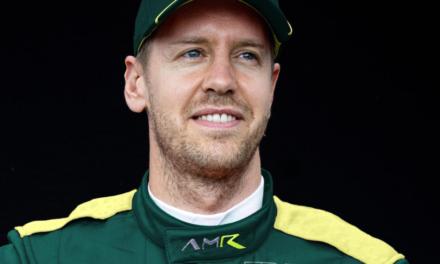 OFICIAL: Sebastian Vettel correrá para Aston Martin en 2021