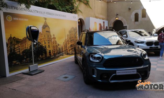 BMW ElectrifYou, toma de contacto con lo más actual de BMW Group