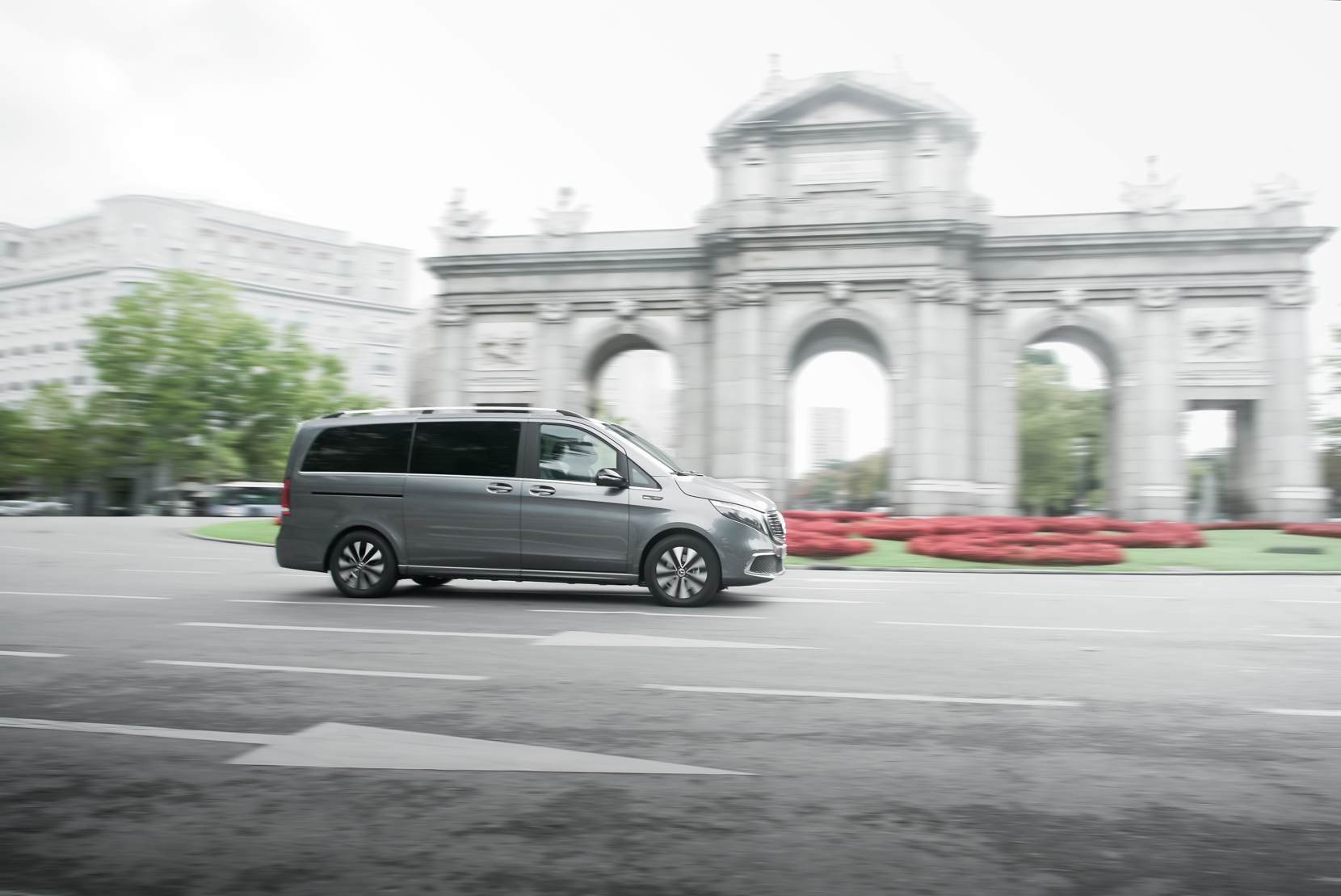 Presentación Nacional del nuevo Mercedes Benz EQV 2020