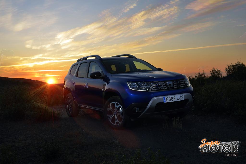 Dacia Duster GLP 2020