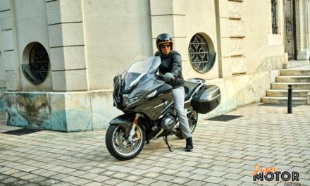 Nueva BMW R 1250 RT