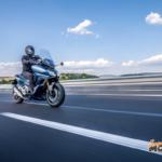 Nueva Honda Forza 750 2021