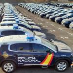 Renovación de la flota de coches de la Policía Nacional