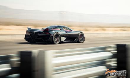 Superando la barrera de los 500 Km/h, el SSC TUATARA es el coche de producción más rápido del Mundo!!