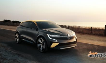 Show-car Renault MÉGANE eVISION