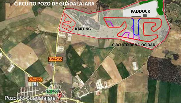 Circuito Pozo de Guadalajara