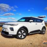Al volante del KIA e-Soul 2020