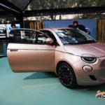 Estreno nacional del nuevo Fiat 500, el primer automóvil FCA totalmente eléctrico