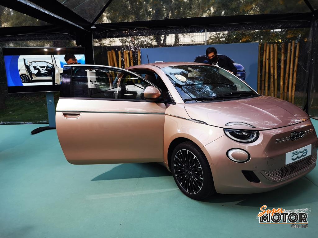 Estreno nacional del nuevo Fiat 500