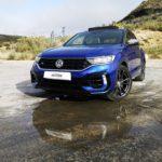 Al volante del Volkswagen T-ROC R 2020