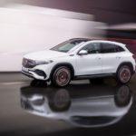 Mercedes-Benz presenta el EQA
