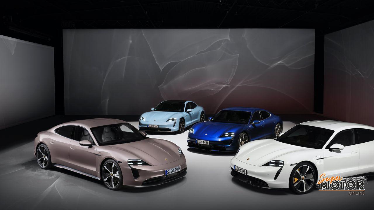 Porsche amplía la gama Taycan