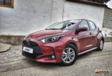 Al volante del Toyota Yaris Hybrid 2021