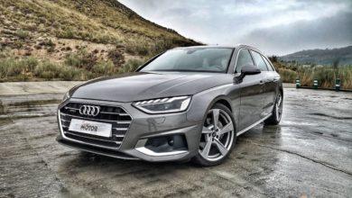 del Audi A4 Avant 2020