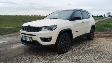 Al volante del Jeep Compass PHEV 2021