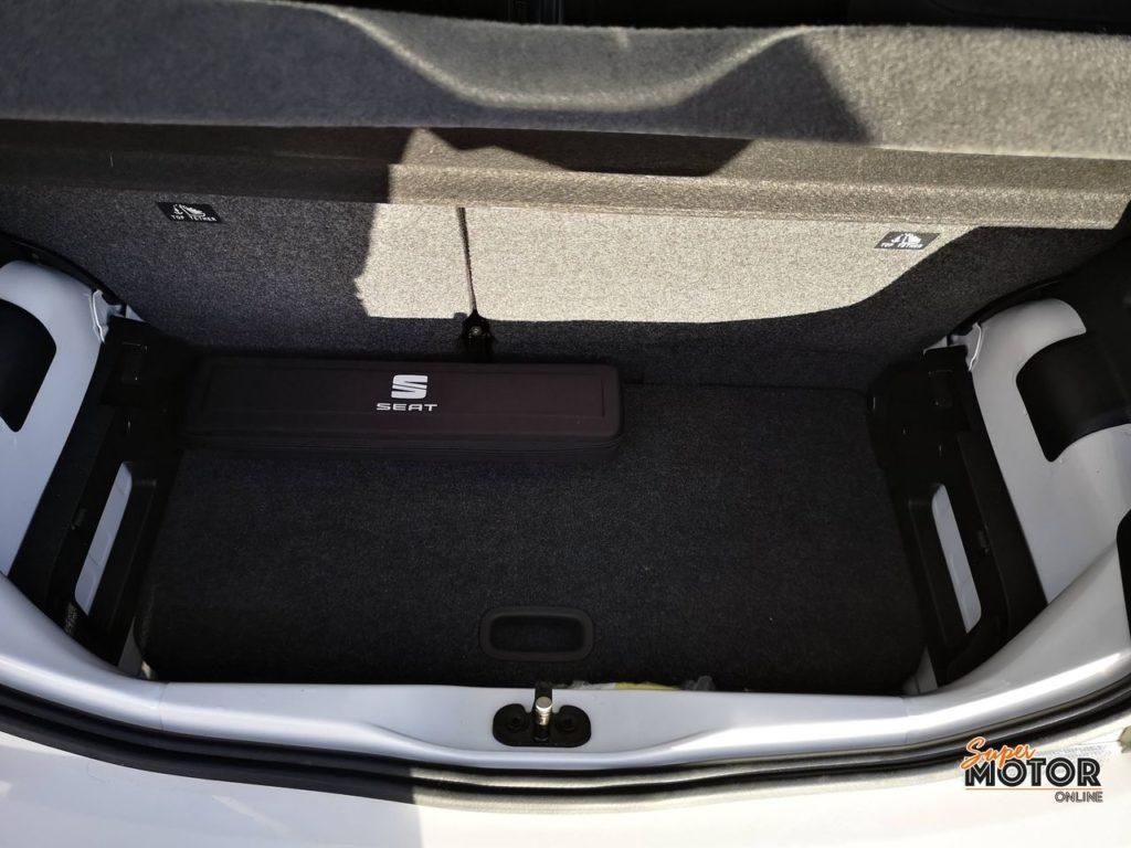Al volante del SEAT Mii Electric 2021
