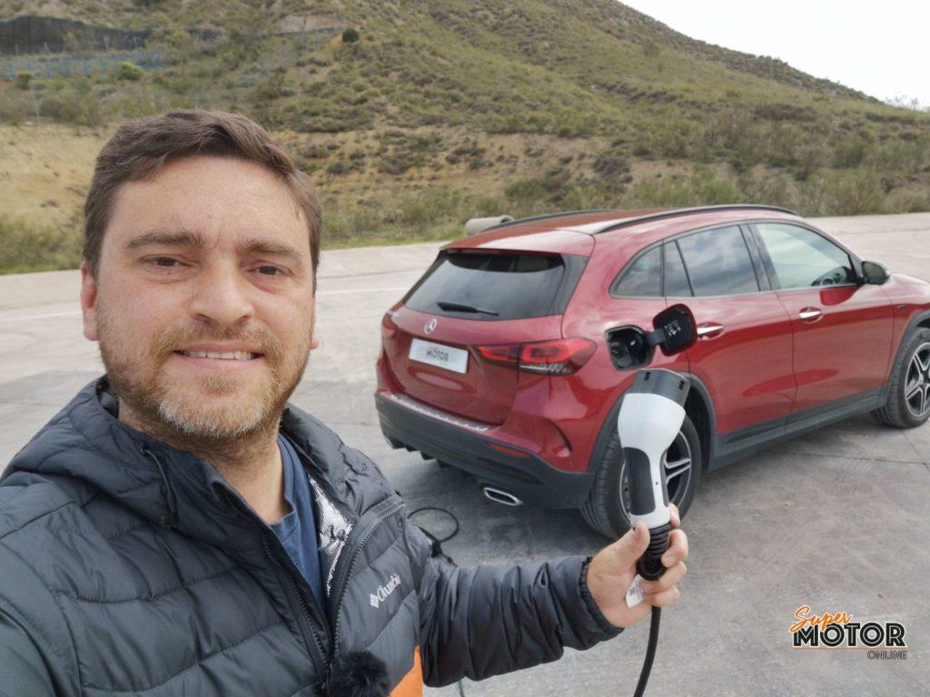 Al volante del Mercedes-Benz GLA EQ PHEV 2021