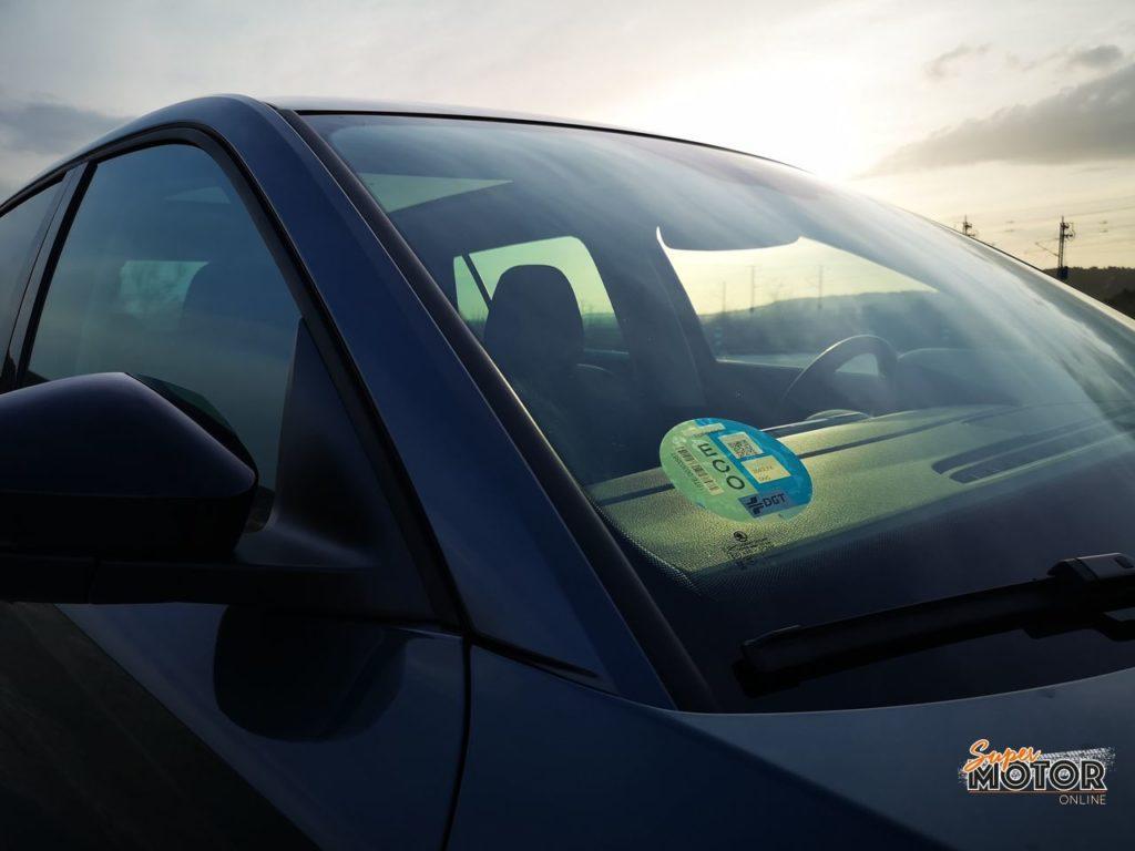 Al volante del Skoda Scala G-TEC 2021