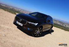 del Volvo XC60 Recharge 2021