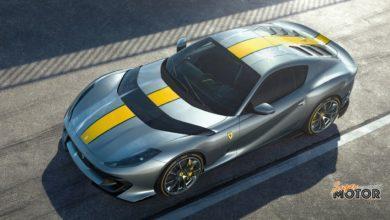 Nuevo Ferrari V12 de Edición Limitada