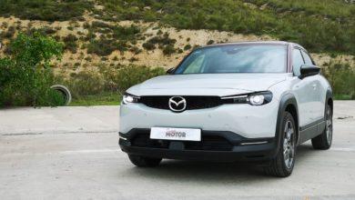 Al volante del Mazda MX-30 2021