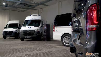 Conocemos la gama de furgonetas eléctricas de Mercedes-Benz