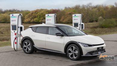 IONITY carga de alta potencia a mejor precio para clientes del EV6