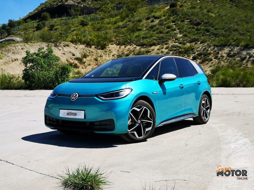 Al volante del Volkswagen ID.3 2021