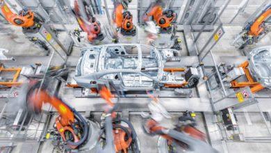 La falta de microchips hunde la producción de vehículos en mayo