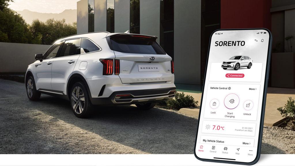 Nueva Actualización App UVO Connect de Kia