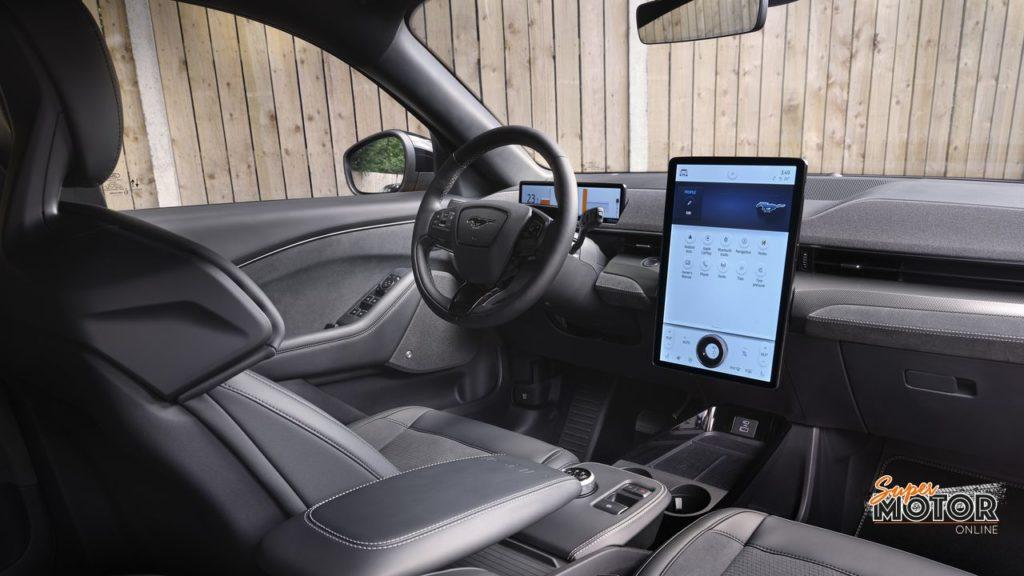 Ya se abren pedidos del Ford Mustang Mach-E GT